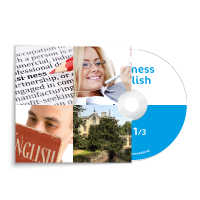 CD's bij de cursus Business Engels